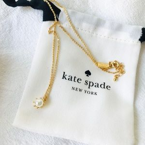 ❗️LAST ONE❗️Kate Spade Pearl Pendant Necklace